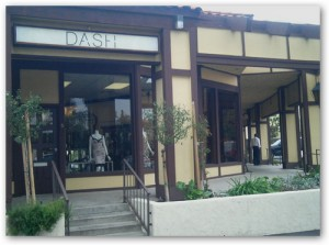 Dash boutique, owned by the Kardashians