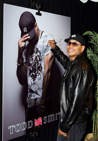 LL Cool J Smith In Store Signing