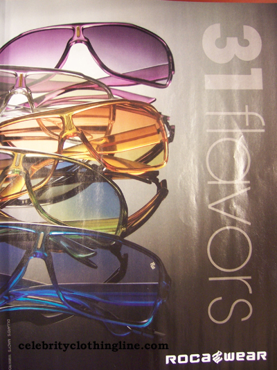 31 Flavors Rocawear Shades