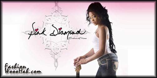 trina pink diamond graphic