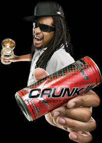 Lil Jon New Citrus Flavored Crunk Juice