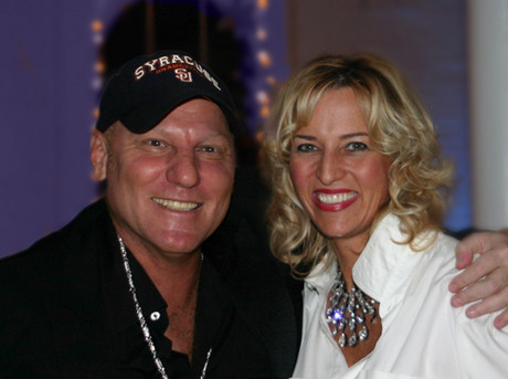 steve madden and his wife
