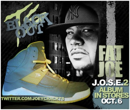 Fat Joe Sneakers poster