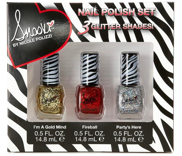 Snooki Nail Polish Set